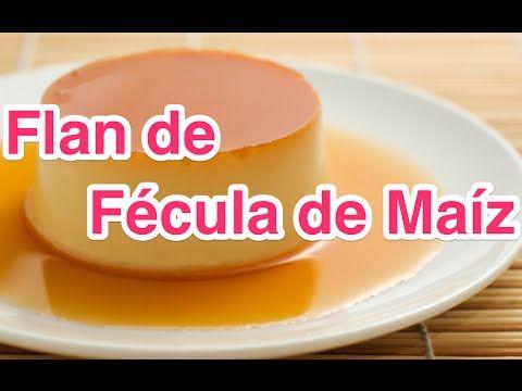 Receta de Flan De Papelito Rojo / Flan callejero de maicena/Las Recetas de Lupita - YouTube