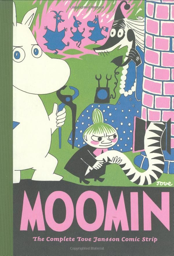 Moomin: The Complete Tove Jansson Comic Strip - Book Two: Tove Jansson: 9781897299197
