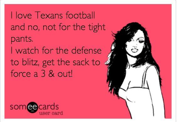 Houston Texans #girlslovefootball