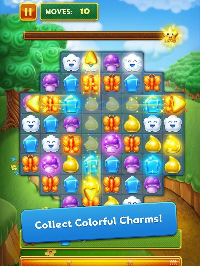 Charm King - screenshot