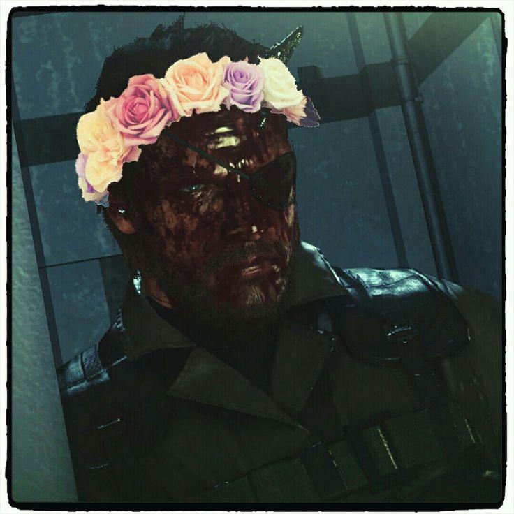 Metal Gear Solid V The Phantom   Demon Snake