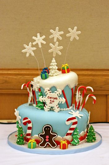 Christmas Special Cake Images : 17 Best images about Birthday & Special Occasion Cakes on ...