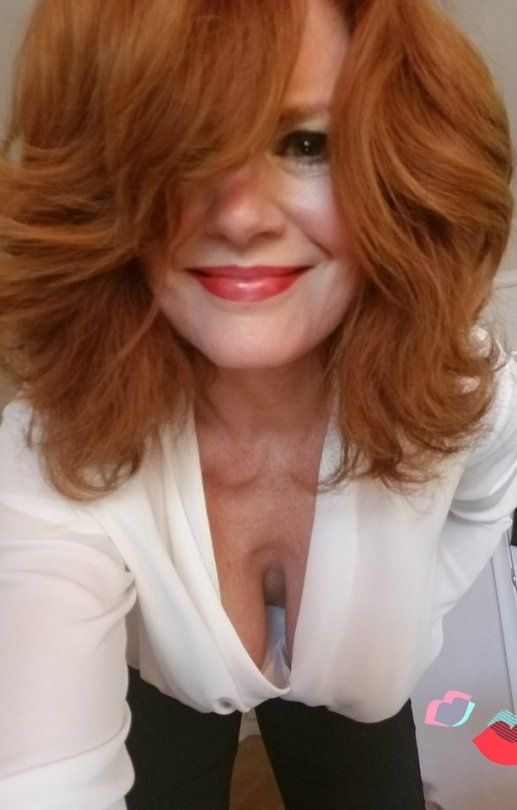 Pin on Older Gorgeous Redheads