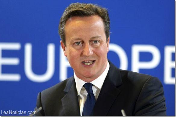 Primer ministro británico, David Cameron está inconforme con elección del Consejo Europeo - http://www.leanoticias.com/2014/07/03/primer-ministro-britanico-david-cameron-esta-inconforme-con-eleccion-del-consejo-europeo/