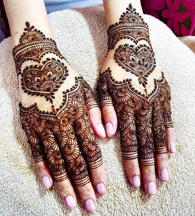 1000+ Ideas About Dulhan Mehndi Designs On Pinterest | Beautiful Mehndi Design Bridal Mehndi ...