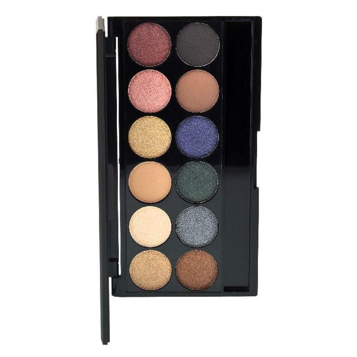 Sleek MakeUp Storm I-Divine Lidschatten Palette - Kosmetik Kosmo