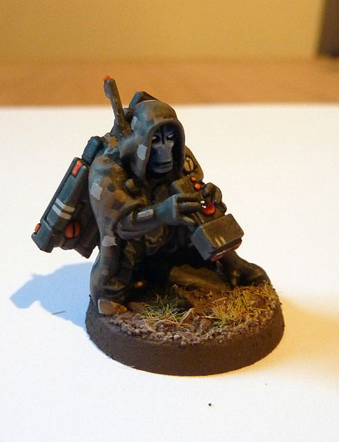 Custom Tau Pathfinder with Hood | Flickr - Photo Sharing!