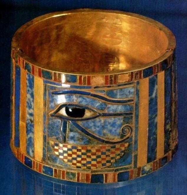 украшения древних египтян картинки менее это
