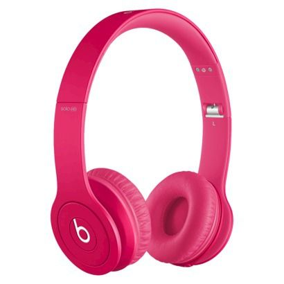 Beats Solo® HD Drenched in Pink *********************************************