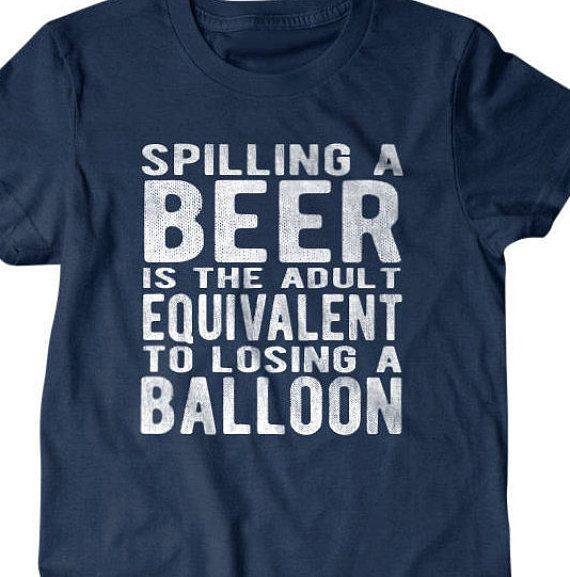 72e91c07 Beer Shirt, Drinking tee, funny beer shirt, Spilling beer, gifts for him,  gifts for dad, boyfriend, | Products | Beer shirts, Beer humor, Shirts