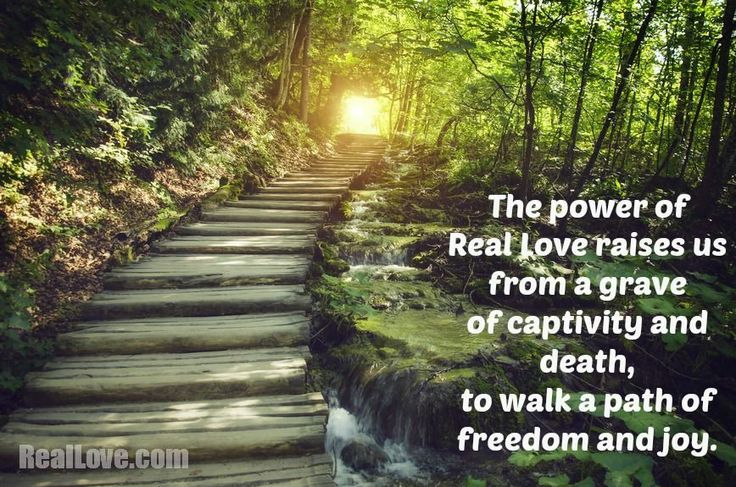 Real Love, power