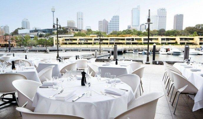 Manta Seafood Restaurant Sydney Waterfront