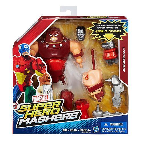 """Marvel Super Hero Mashers Juggernaut Figure -  Hasbro - Toys""""R""""Us"""