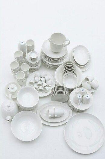 Vt wonen servies. Super mooi en prachtig wit.