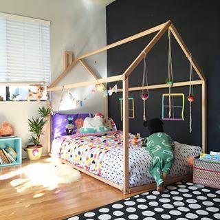 кровать детская монтессори - Google Search
