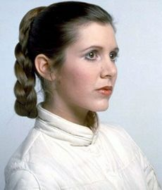 Princess Leia Hoth Hair 17 Best images about H...