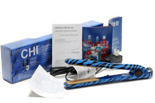 Chi Blue Zebra by CHI. Save 36 Off!. $75.99. Brand new in the box, this item does not have the nail polish with it.