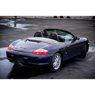 Porsche Boxster for sale, call (765) 212-8313 if you like to test drive it today! Indianapolis #usa_magazine #indy #indianapolis #Porsche #boxster #midengine #usa #indykorea #amer #darkblue #blue #convertible #amer_khubrani #becauseracecar #topgear #top #usa #usa_magazine #car #indycar #motorsport #motortrend #supercar #super #dragracing #fast #Caymans #boxster