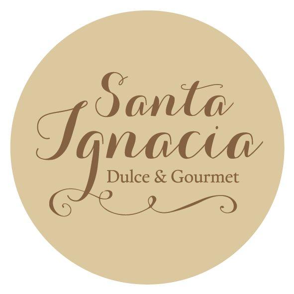 Creación de Logo para mazapanes Santa Ignacia