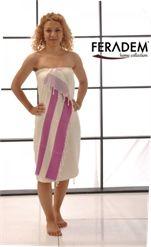 Feradem Tripolis Bambu Peştamal MÜRDÜM http://www.ceyizbudur.com/pestamal-62/