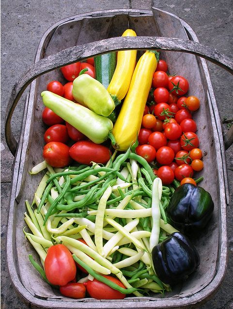 get your health on #healthy #veggies