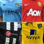 Sponsoring maillot, les clubs de Premier League touchent le pactole