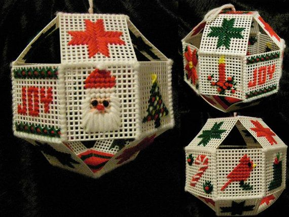 Christmas Decor Ball by CoxClanCreations on Etsy