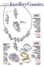 Avon Brochure - Jewellery Collection in Campaign 4 Click here to view my current brochure: http://www.avon.ca/shop/en/avon-ca-next/brochure-list?BP=V5vFbOSlApk%3d https://interavon.ca/elisabetta.marrachiodo https://facebook.com/avonformakeup