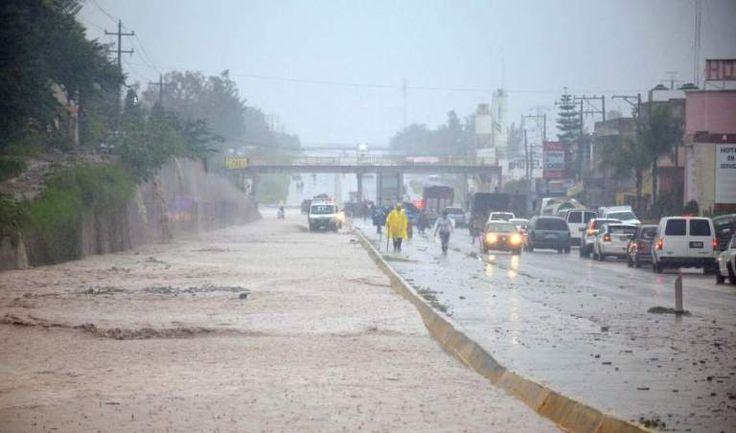 Alertan ante pronóstico de lluvias intensas en Guerrero - http://notimundo.com.mx/estados/alertan-ante-pronostico-de-lluvias-intensas-en-guerrero/7353