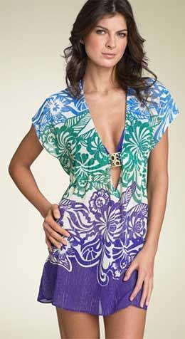 Tunic dress + pattern. Talk to LiveInternet - Russian Service Online Diaries