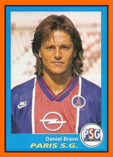 Daniel Bravo 1995-96