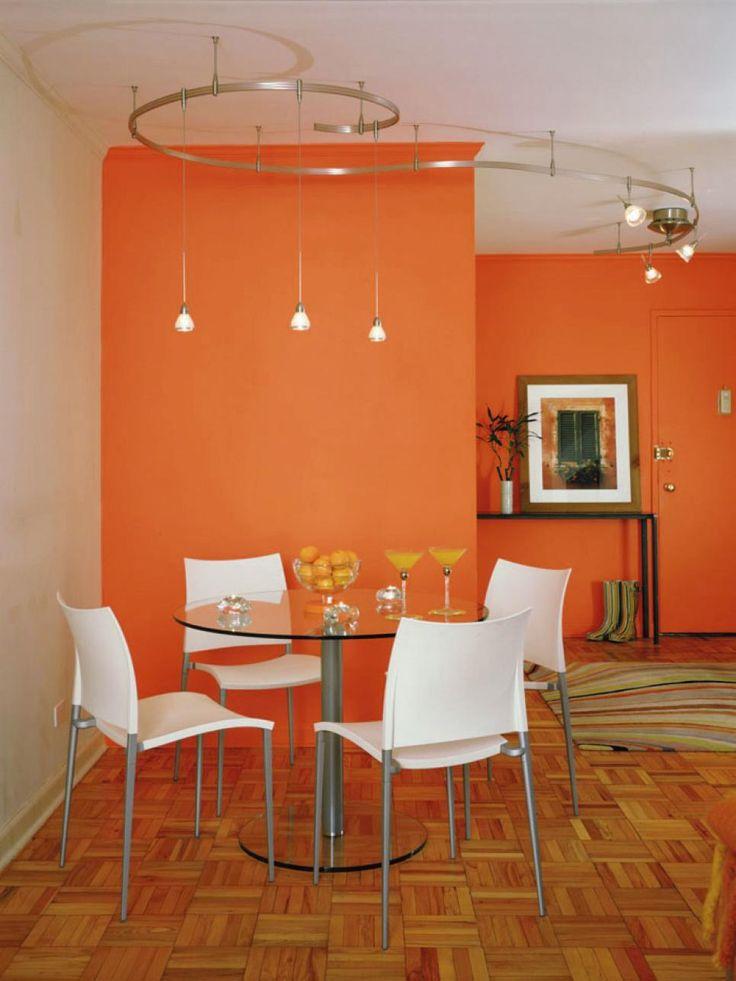 492 best Casa Decorao Orange images on Pinterest Colors