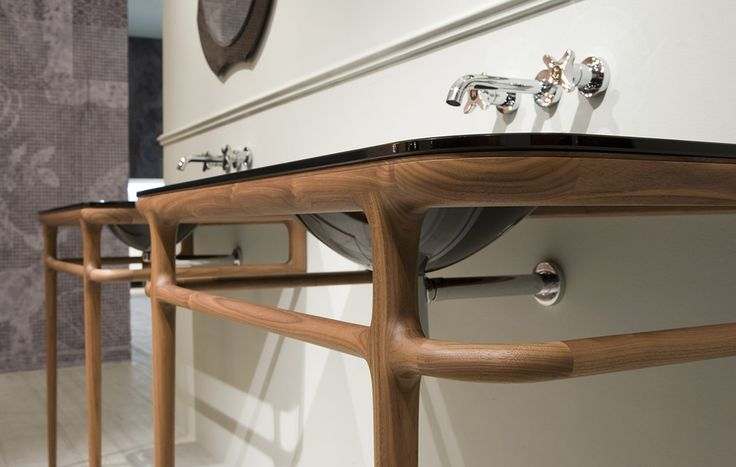 Now those are some sexy curves! New from #antoniolupi #ilbagno system