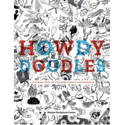 Howdy Doodles Coloring Book Available The Nasher Sculpture Center Gift Shop
