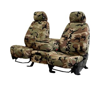Seatcovers Camo Caltrend Custom Seat Covers Car