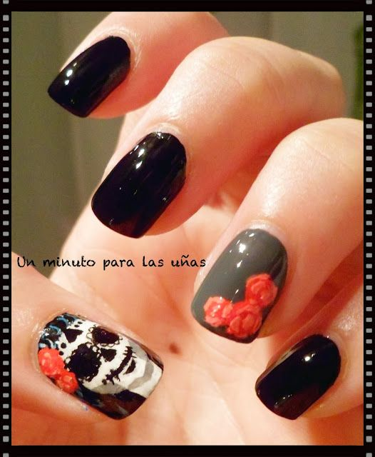 Vampire Diaries Nail Art: 52 Best Halloween Maquillaje Y Disfraces Images On