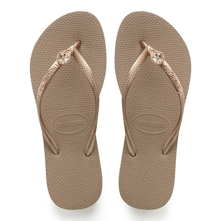 Havaianas Slim Epic Sandal Rose Gold  Price From: 53,06$CA  https://flopstore.ca/ca_french/new-arrivals/havaianas-slim-epic-sandal-rose-gold.html
