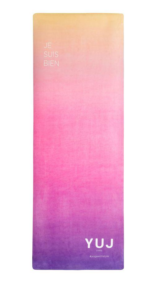 Le tapis de yoga Yuj
