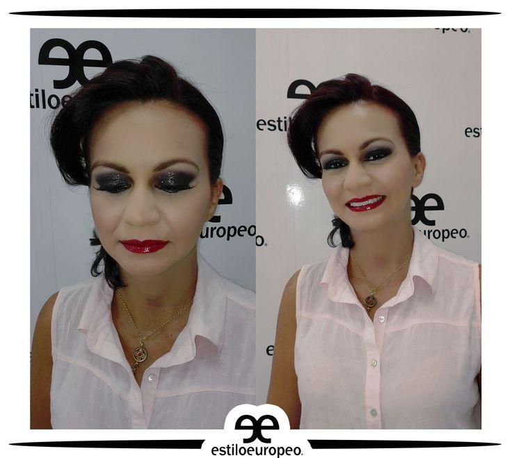 Maquillaje profesional para evento de gala, un lindo look de #SmokeEye y #RedLips <3 🔊Te esperamos🔊 Programa tus citas:  ☎ 3104444  📲 3015403439 Visítanos:  📍 Cll 10 # 58-07 Sta Anita . . . #Peluquería #Estética #SPA #Cali #CaliCo #PeluqueríaEnCali #PeluqueríasEnCali #BeautyHair #BeautyLook #HairCare #Look #Looks #Belleza #Caleñas #CaliPeluquería #CaliPeluquerías #SpaCali #EstéticaCali #MakeUp #CámarasDeBronceo #BronceadoEnCámara