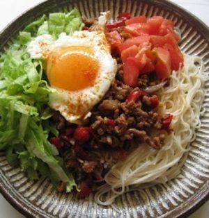 男子の食欲かきたてちゃう!涼しくがっつり「肉×そうめん」レシピ集 | レシピブログ - 料理ブログのレシピ満載!