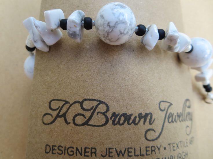 #whitehowlitejewellery #handmadejewellery #ooakjewellery #howlitejewellery #MothersDay #gifts #edinburghjewellery