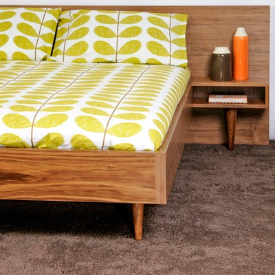 1000 ideas about orla kiely bedding on pinterest olive green bedrooms oli - Lit roulotte vintage ...