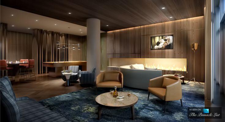 Colorful Spectacular Rupert Murdoch Downtown High Apartment Design ...