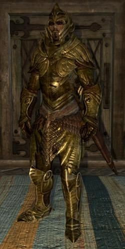 Armored Ring Skyrim Special Edition