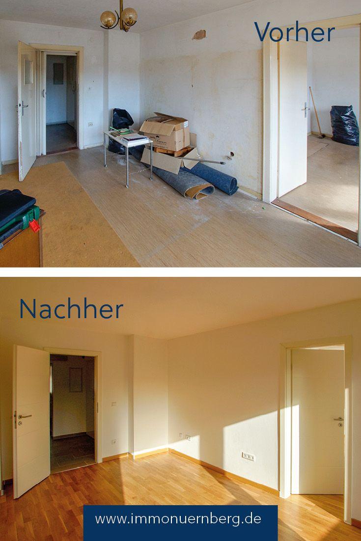 Wohnungssanierung Warum Sich Das Vor Dem Verkauf Lohnen Kann 2 Zimmer Wohnung Sanierung Wohnung Renovieren