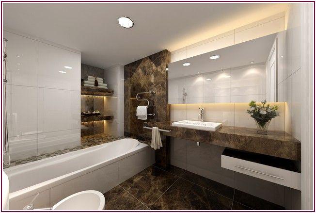 Gorgeous Special Modern Bathroom Design