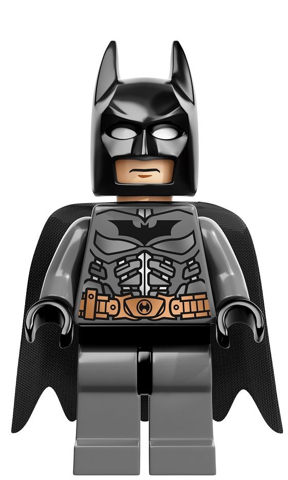 New LEGO DC Superheroes Minifigures - Batman