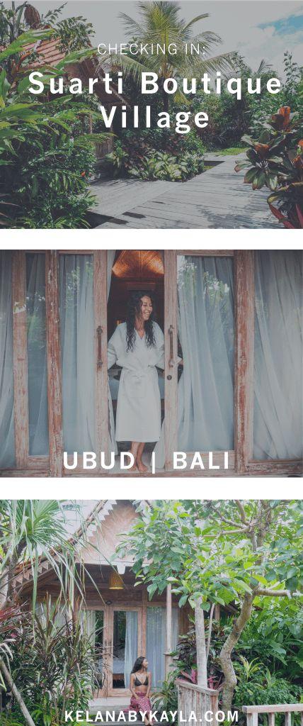 Suarti Boutique Village Ubud | Hotel Review | Bali Accommodation