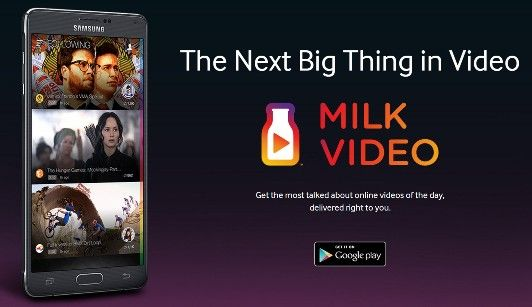 #Samsung Milk #Video  The Next Big Thing in #Video