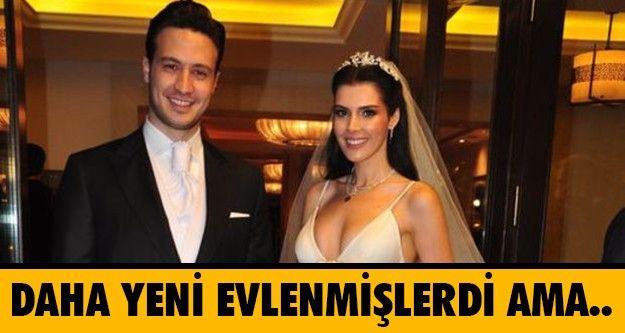 Kısa bir süre önce Burak Sağyaşar'la dünya evine giren Hatice Şendil, eşinin adına açılan sahte hesaplar için bir yazı paylaşarak önlem aldı.